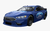 3d nascar fusion 2016 model