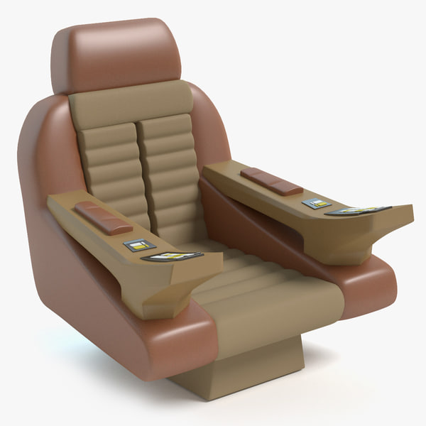 max captains chair star trek