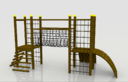 playground Climber 3D models