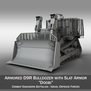 3d 3ds idf armor