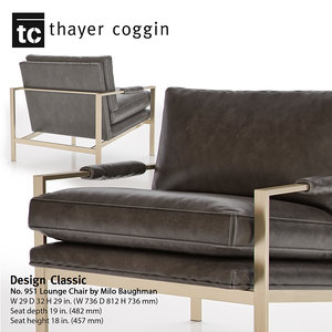 design classic 951 lounge chair max