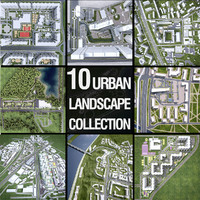 Urban Landscape Collection