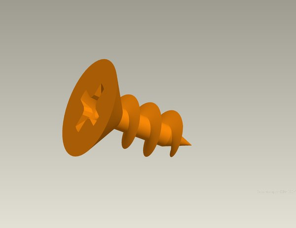 obj din-iso-7050-90 self-tapping screw