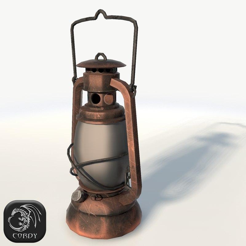 max oil lamp