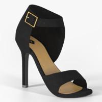 s heels 3d model