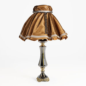 table lamp pataviumart 3d max