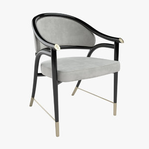 3d chair aleksandra