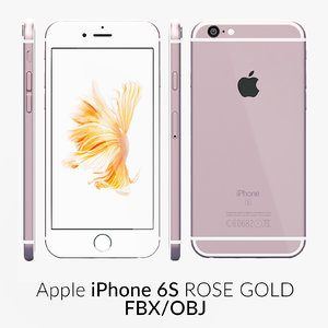 iphone 6s rose gold fbx