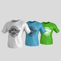 t shirt v4 modeled max