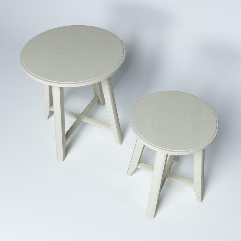 max ikea table kragsta