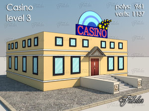 casino level 3 x