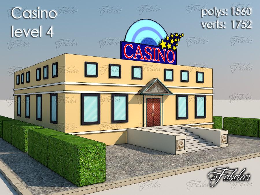 casino level 4 3ds
