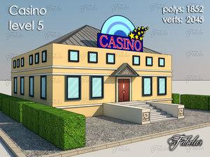 casino level 5 3ds