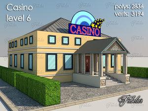 max casino level 6