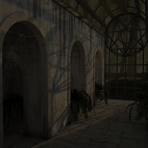 old temple interior max