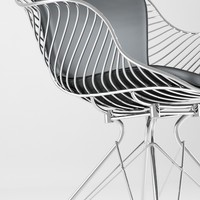 wire chair 3ds