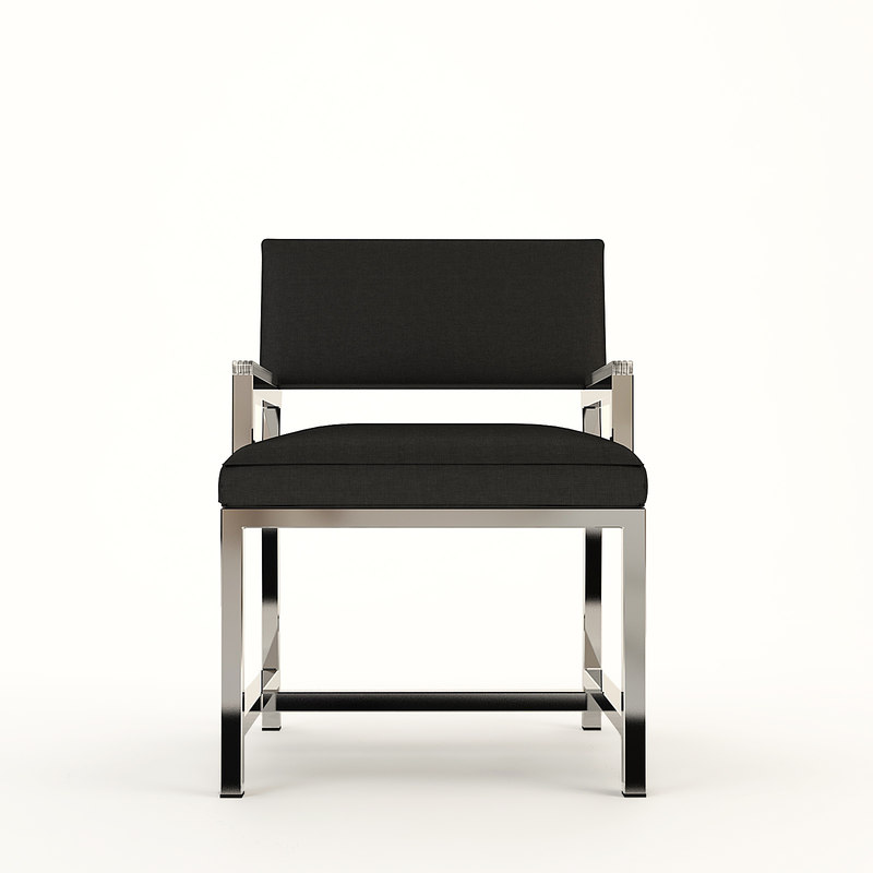 eichholtz chair george 3d model