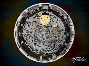 watch 30 3d model