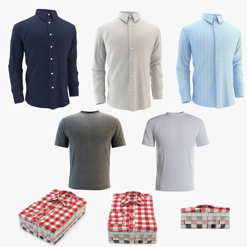max shirts set