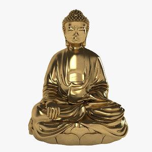 buddha statue earth touching max