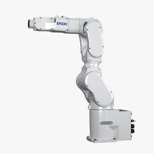 epson c8l robot obj