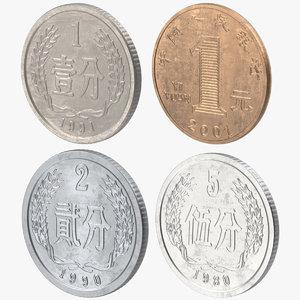 max fen coins china