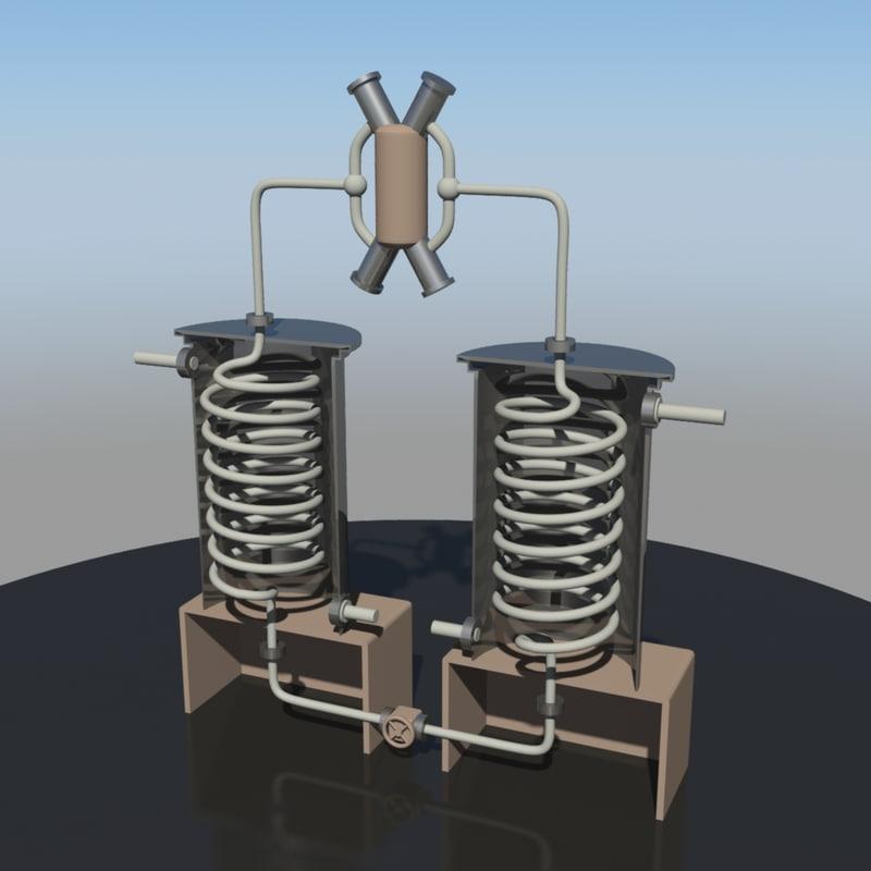 obj ammonia compressor