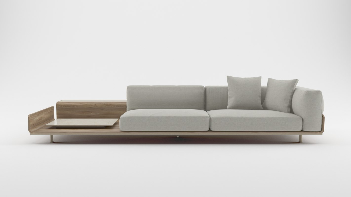modern furniture sofa 3d model