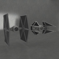 Tie-Fighter Collection
