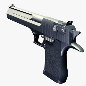 3ds desert eagle