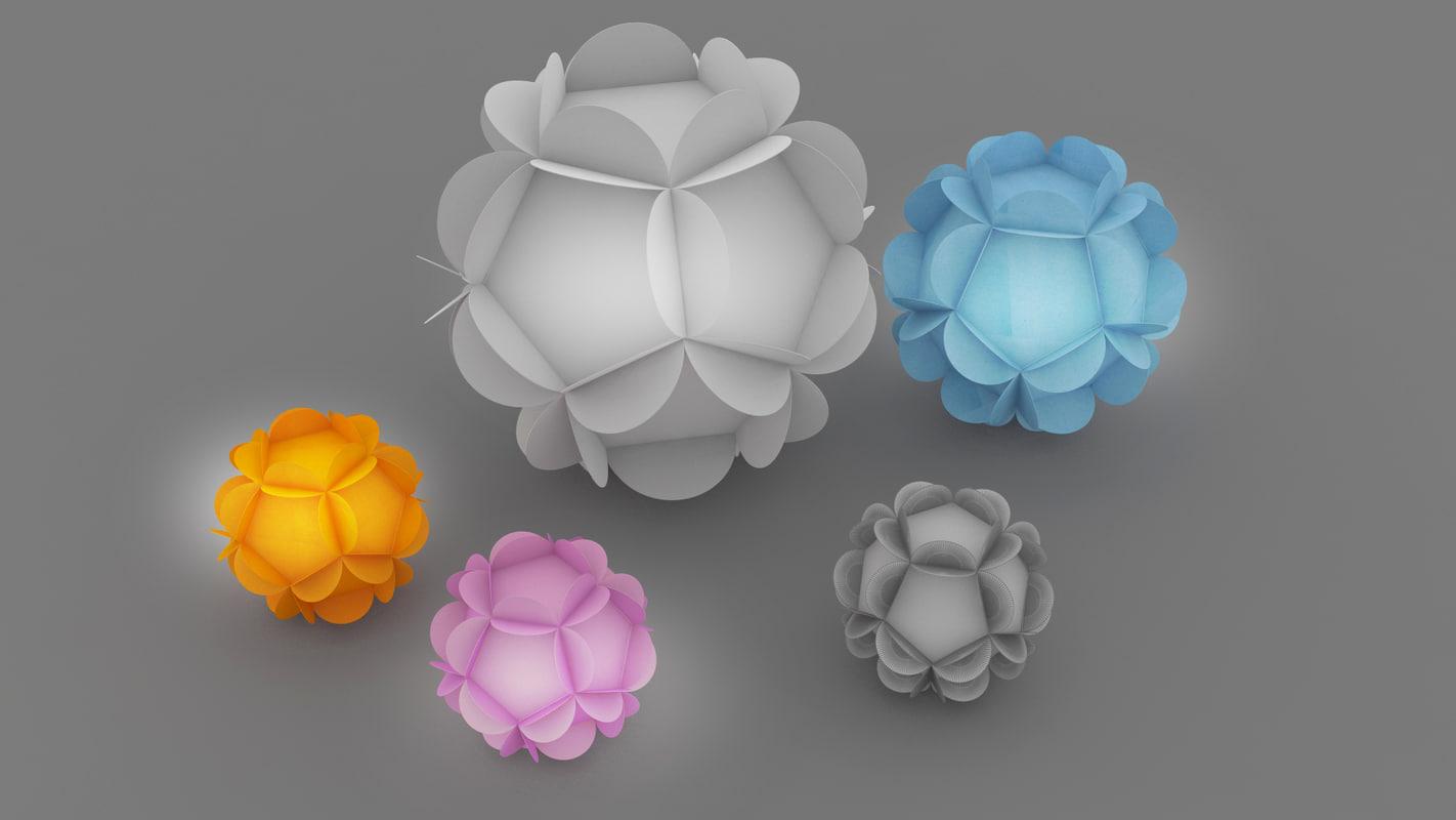 3d model origami paper mightylinksfo