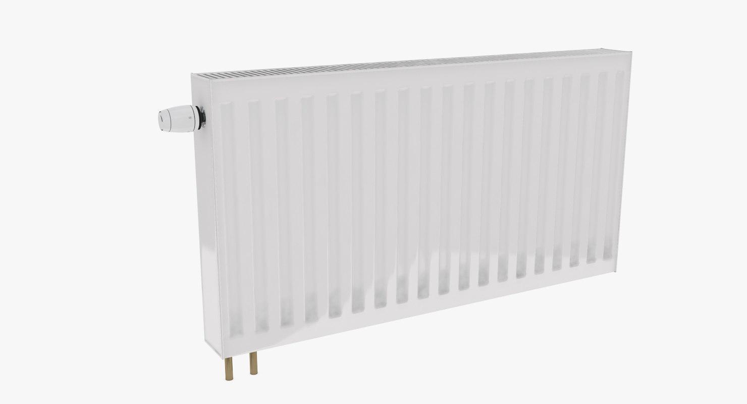 3d radiator 90x50
