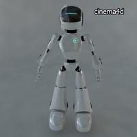 robot robo 3d x