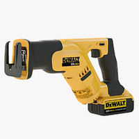 Dewalt 20-Volt Compact Reciprocating Saw