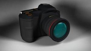 dslr camera 3ds