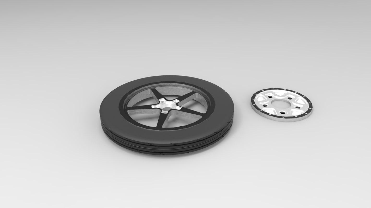 3ds weld alumastars wheel