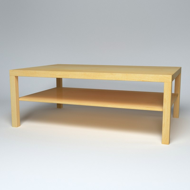 3d model of ikea table