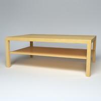 3d model of ikea table