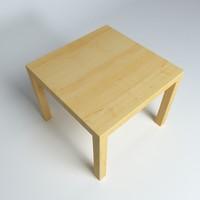 ikea table 5 lack 3d max