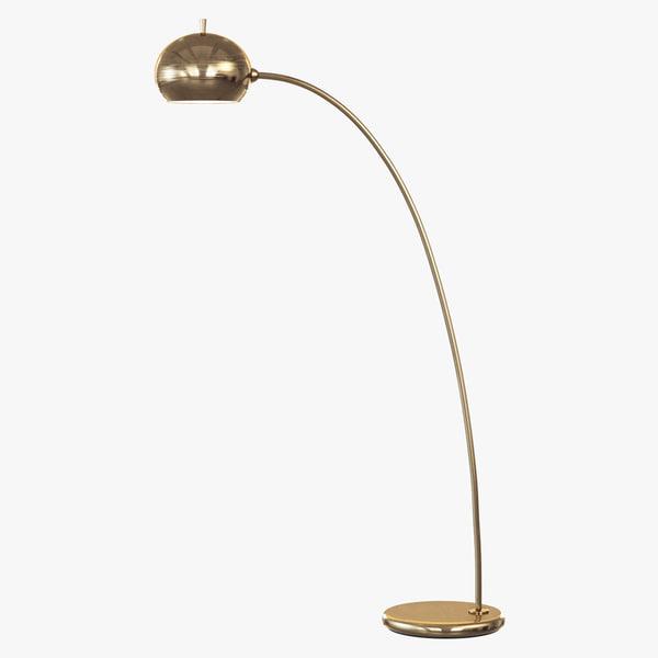 3ds floor lamp petite