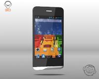 3d model mobile 2s