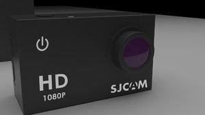 3d model cam camera