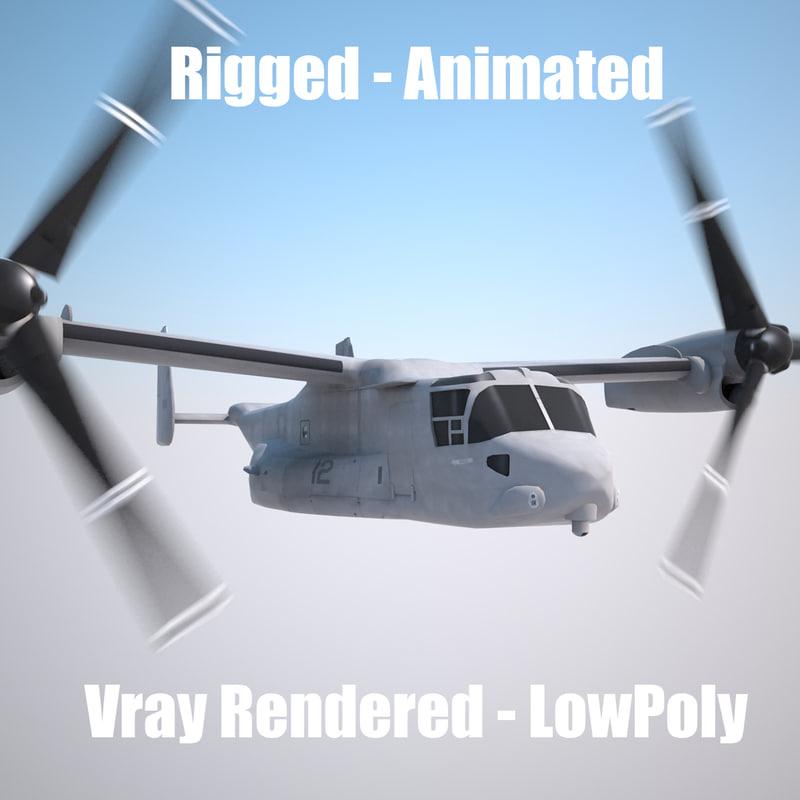 v22 osprey max
