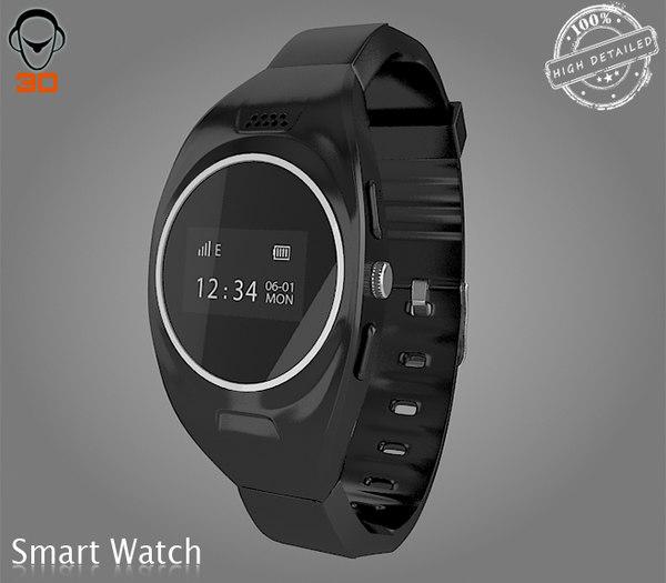3ds smart watch