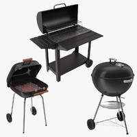 BBQ Grills Collection