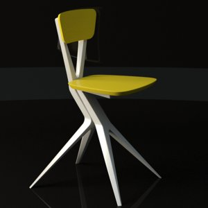 3d model maybe chair