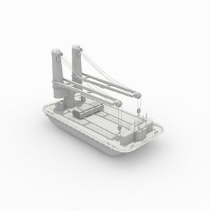 barge crane max