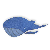 3d model of whale