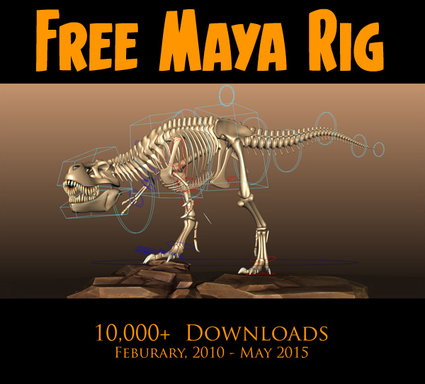 Free Rigged Maya Models - Download ma Files | TurboSquid