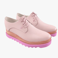 victor rolf shoes 3d model